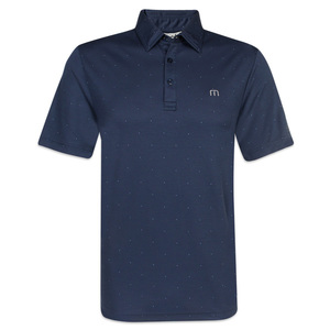 Travis Mathew Legacy Dot Polo