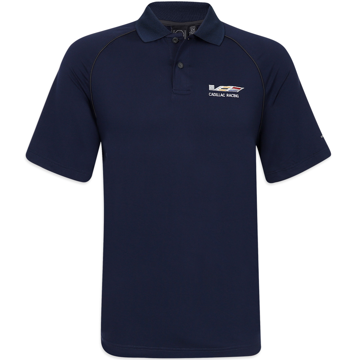 Details about  /JDC Motorsports Cadillac Racing Polo Performance IMSA Team Shirt Size M Black
